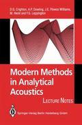 Modern Methods in Analytical Acoustics
