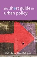 Short Guide to Urban Policy