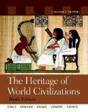 The Heritage of World Civilizations:Volume 1 Plus MyHistoryLab Access Card