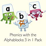 Phonics with the Alphablocks: 3 in 1 Pack (Phonics with Alphablocks)