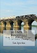 90 Days to Rockville : Modeling the World's Longest Stone Masonry Bridge