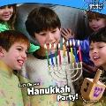 Let's Throw a Hanukkah Party!