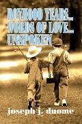 Boyhood Years... Words of Love... Unspoken