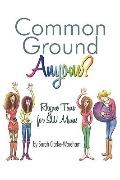 Common Ground Anyone?: Rhyme Time for SW Mums