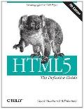 HTML5 : The Definitive Guide
