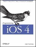 Programming IOS : Fundamentals of iPhone, iPad, and iPod Touch Development