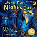 Lights Out, Night's Out: A Glow in the Dark Book