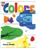 Colors : A Silly Slider Book