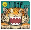Chomp! Zoo : A Pull-tab Book