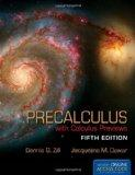 Precalculus With Calculus Previews (Jones & Bartlett Learning Series in Mathematics)