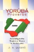 YORB Proverbs (Multilingual Edition)