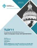 TLDI'11 Proceedings of the 7th ACM SIGPLAN Workshop on Types in Language in Design and Imple...