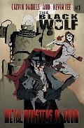Black Wolf One : Metal Monsters of Doom