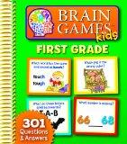 Brain Games Kids: First Grade