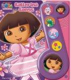 Nickelodeon Dora the Explorer: Ballerina Songs (Little Musical Notes)