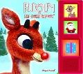 Rudolph the Red-Nosed Reindeer (Book and Plush)