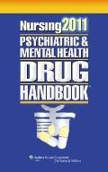 Nursing Psychiatric and Mental Health Drug 2011