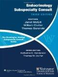 The Washington Manual of Endocrinology Subspecialty Consult (Washington Manual Subspecialty ...