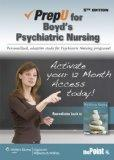PrepU for Psychiatric Nursing: Contemporary Practice