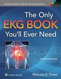 Only Ekg Book Youll Ever Need 8Epb