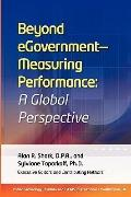 Beyond eGovernment - Measuring Performance: A Global Persespective