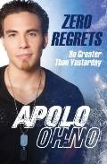 Zero Regrets : Be Greater Than Yesterday