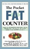 The Pocket Fat Counter: 2nd Edition