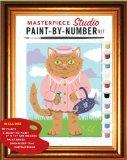 Masterpiece Studio: A Paint-by-Number Kit