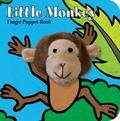 Little Monkey : Finger Puppet Book