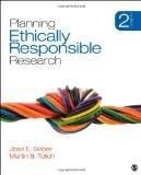 Planning Ethically Responsible Research (Applied Social Research Methods)