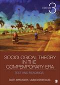 Sociological Theory in the Contemporary Era : Text and Readings