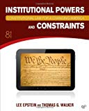Constitutional Law for a Changing America: Institutional Powers and Constraints, 8th Edition