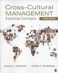Cross-Cultural Management : Essential Concepts
