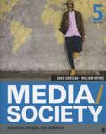 Media/Society : Industries, Images, and Audiences
