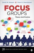 Focus Groups : Theory and Practice