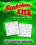 100 Easy Jigsaw Sudoku : Sudoku Xtra Specials