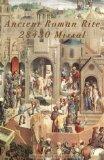 Ancient Roman Rite 28430 Missal: Christ's One Holy Catholic Church