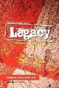 Directors Cut Legacy Joshua, Judges, Ruth : Junior High Edition