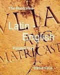Illustrated Latin-English Parallel Text