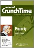 CrunchTime: Property, Fourth Edition (Crunchtime(r))