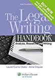 The Legal Writing Handbook: Analysis Research and Writing [Connected Casebook] (Aspen Course...