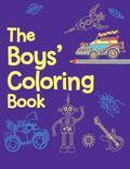 Boys' Coloring Book