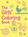 Girls' Coloring Book