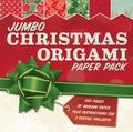 Jumbo Christmas Origami Paper Pack : 285 Sheets of Origami Paper Plus Instructions for 3 Fes...