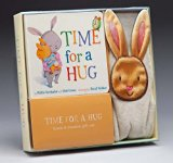 Time for a Hug Book & Blankie Gift Set (Snuggle Time Stories)