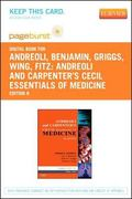 Andreoli and Carpenter's Cecil Essentials of Medicine - Pageburst e-Book on VitalSource (Ret...