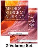 Medical-Surgical Nursing: Patient-Centered Collaborative Care, 2-Volume Set, 8e