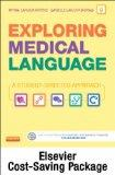 Audio CDs for Exploring Medical Language, 9e