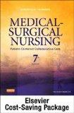 Medical-Surgical Nursing - Single-Volume Text and Clinical Decision-Making Study Guide Revis...