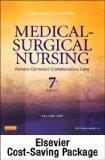 Medical-Surgical Nursing - Two-Volume Text and Clinical Decision Making Study Guide Revised ...